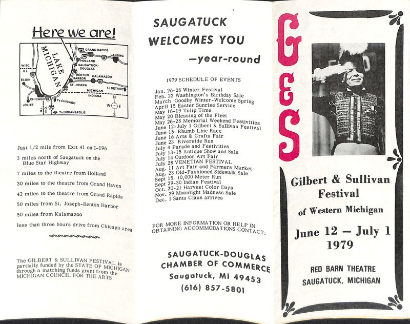 Go to 1979 Schedule of Events item page