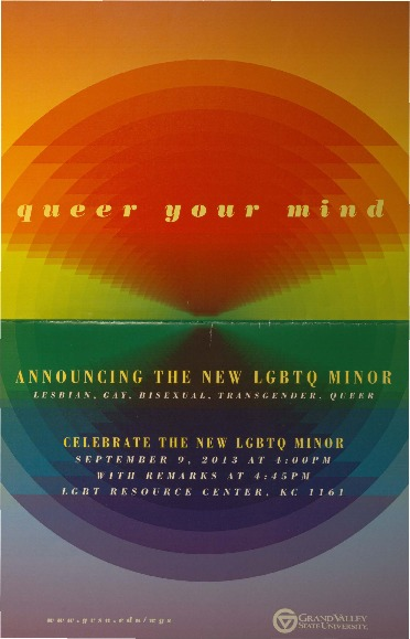Go to Queer Your Mind: Announcing the new LGBTQ Minor item page