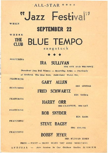 """Go to All-Star """"Jazz Festival"""" at The Blue Tempo item page"""