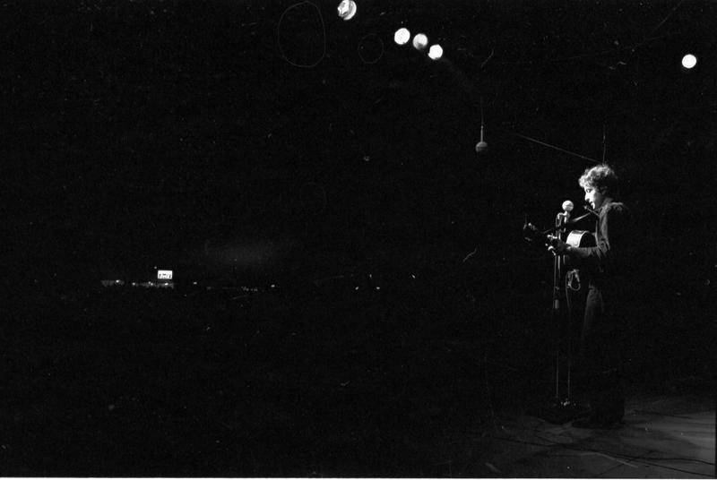 Go to Bob Dylan night performance, Newport Folk Festival item page