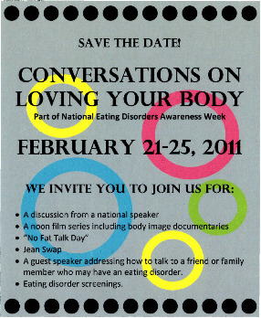 Go to Conversations on Loving Your Body item page