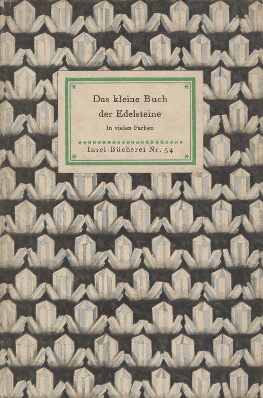 Go to Das kleine Buch der Edelsteine item page