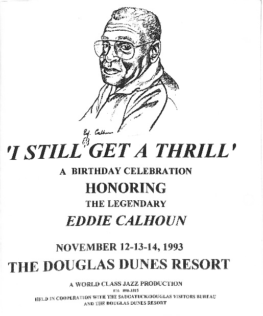 Go to Eddie Calhoun's Birthday Celebration item page