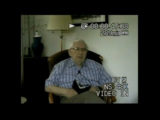 """Go to Loper, Homer """"Bob"""" (Interview outline and video) item page"""
