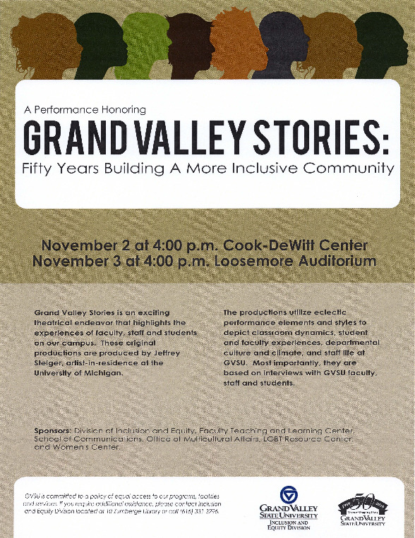 Go to Grand Valley Stories: Fifty Years Building a More Inclusive Community item page