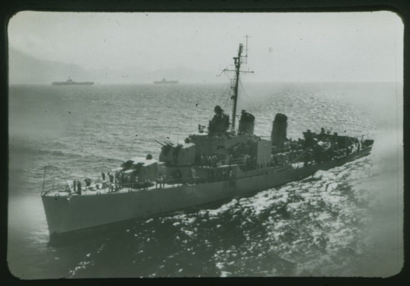Go to US destroyer Sumner class item page