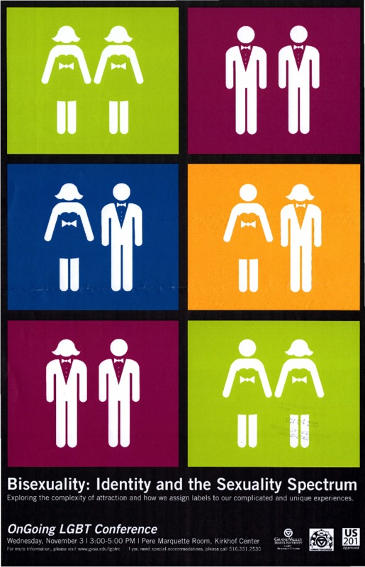 Go to Bisexuality: Identity and the Sexuality Spectrum item page