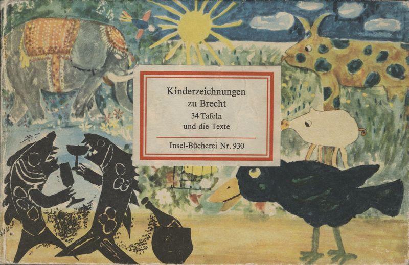 Go to Kinderzeichnungen zu Brecht item page