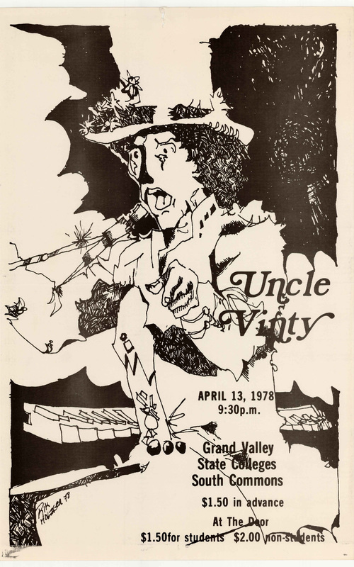 Go to Uncle Vinty, April 13, 1978 item page