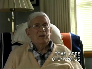 Go to Mulbrecht, Fred (Interview outline and video), 2012 item page