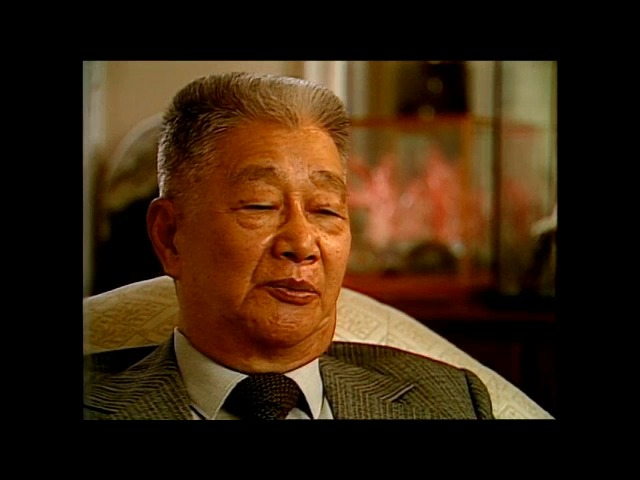 """Go to C. Y. """"Henry"""" Lee interview (video and transcript, 5 of 6), 1991 item page"""