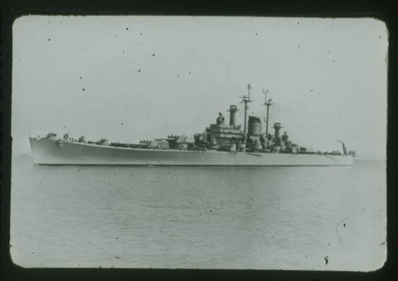 Go to Des Moines class, heavy cruiser item page