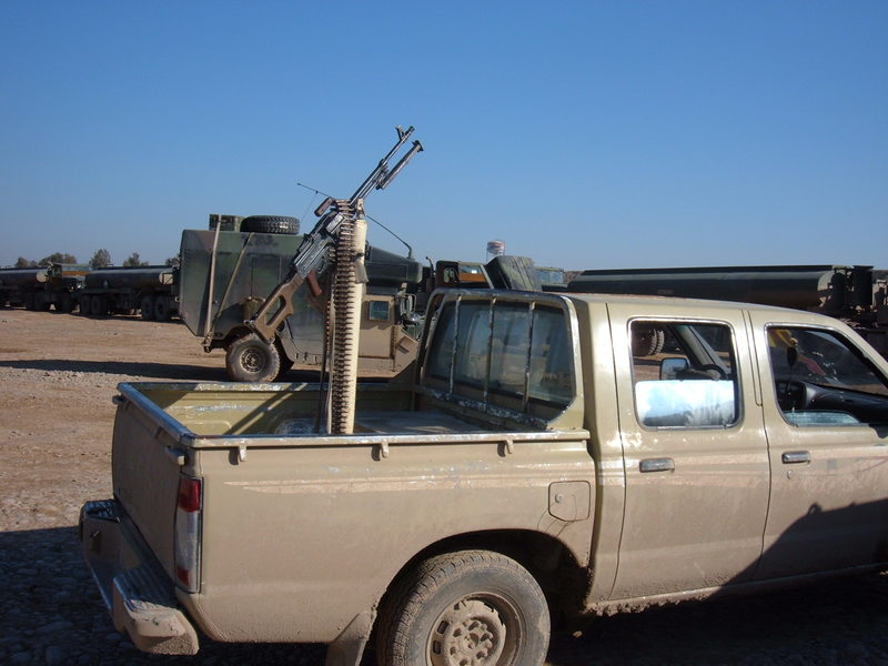 Go to Gun truck from the Iraqi national guard item page