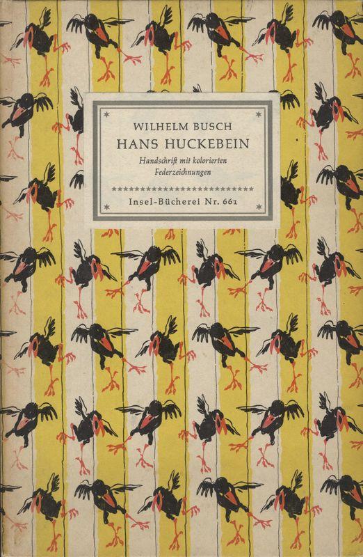 Go to Hans Huckebein: der Unglücksrabe item page