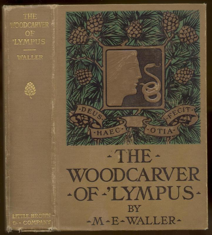 Go to The Wood-Carver of 'Lympus item page