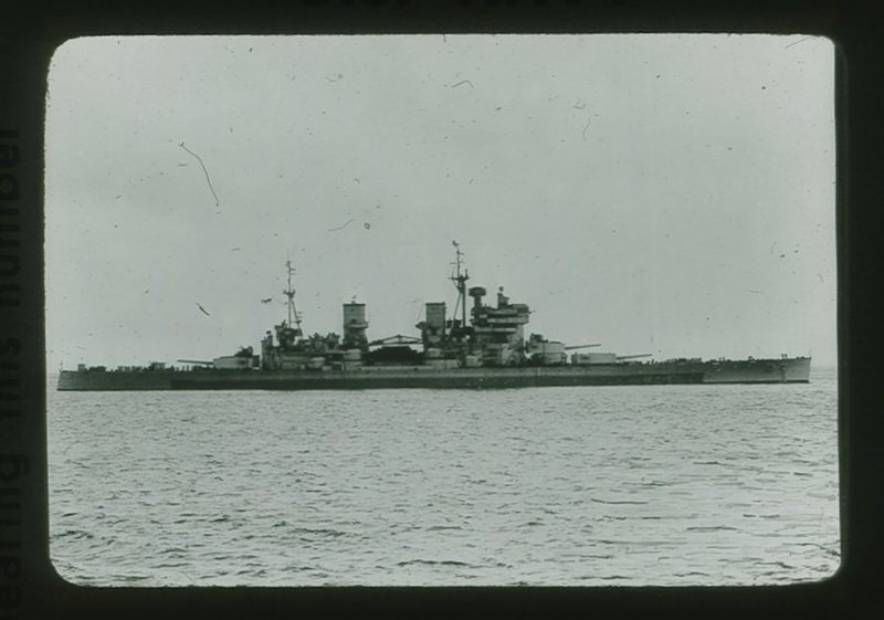 Go to King George V Class Anson battleship item page