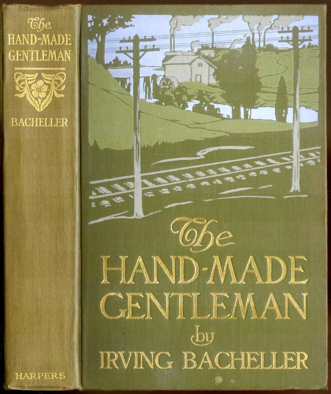 Go to The Hand-Made Gentleman: A Tale of the Battles of Peace item page