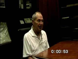 Go to Beukema, John T. (Interview outline and video), 2008 item page