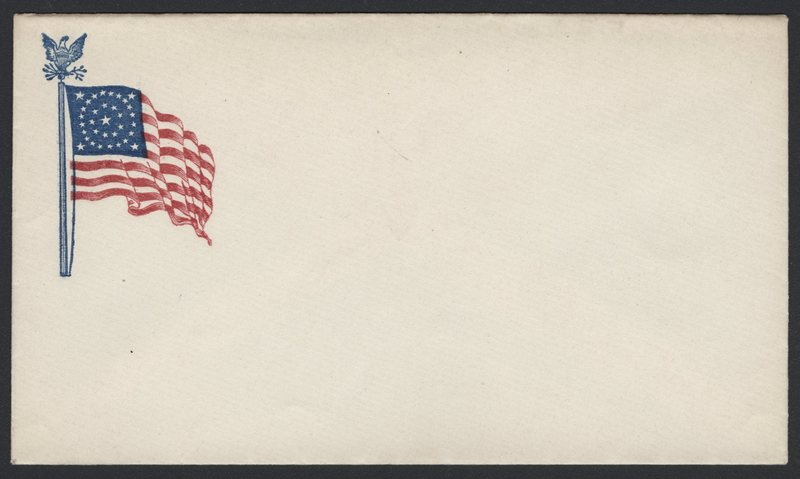 Go to American flag, 1877-1890 item page