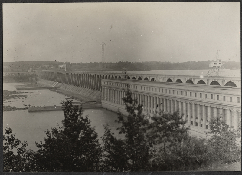 Go to Alabama. Wilson Dam at Muscle Shoals item page