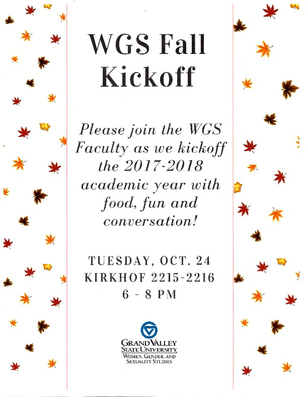 Go to WGS Fall Kickoff item page