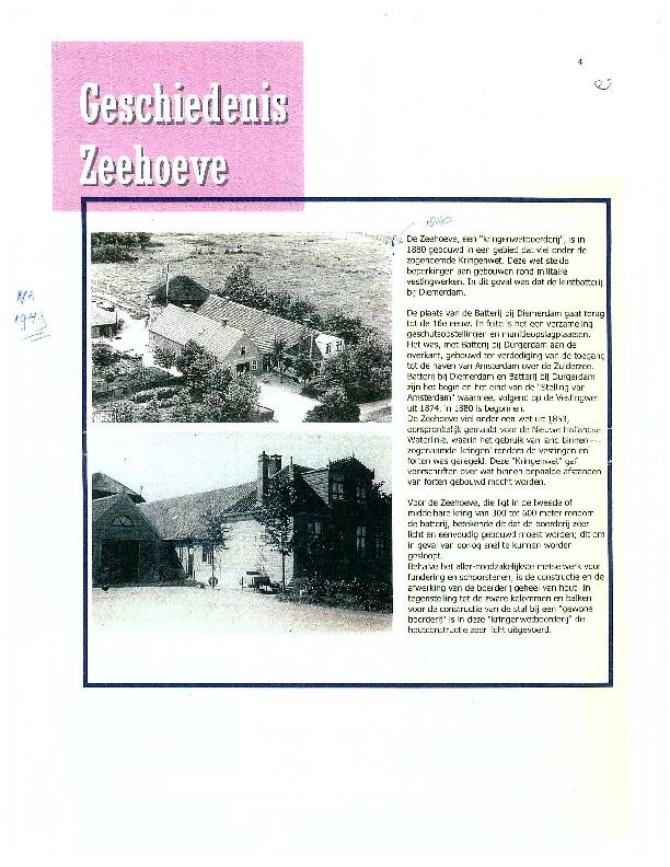Go to Zeehoeve family farm information item page