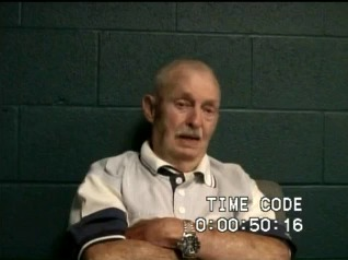 Go to Olson, Charles (Interview transcript and video), 2009 item page