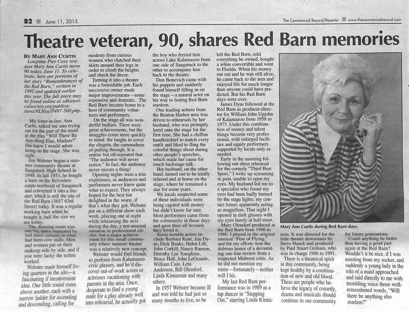 Go to Theatre Veteran, 90 item page
