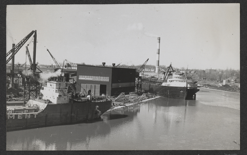 Go to Wisconsin. Ships in Manitowoc ship yard item page