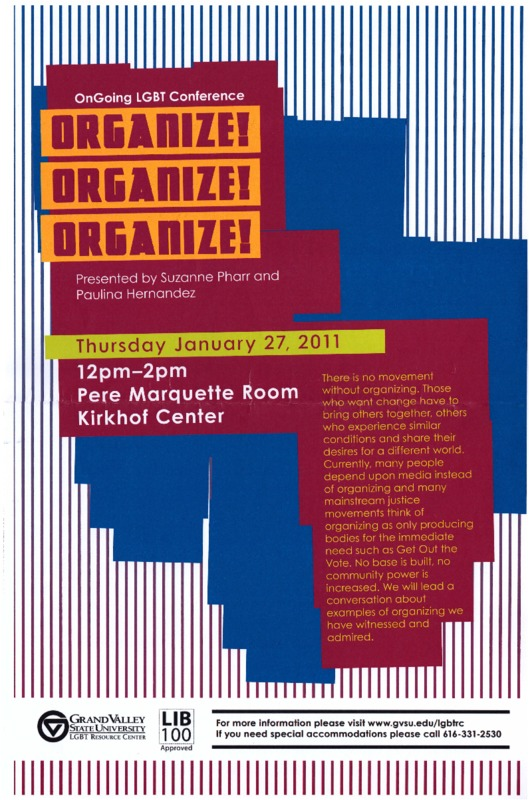 Go to Organize! Organize! Organize!  item page