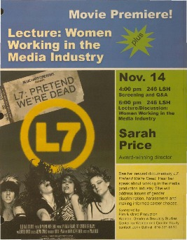 Go to Lecture: Women Working in the Media Industry item page