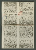 Go to Biblia (German) [folium 191] item page