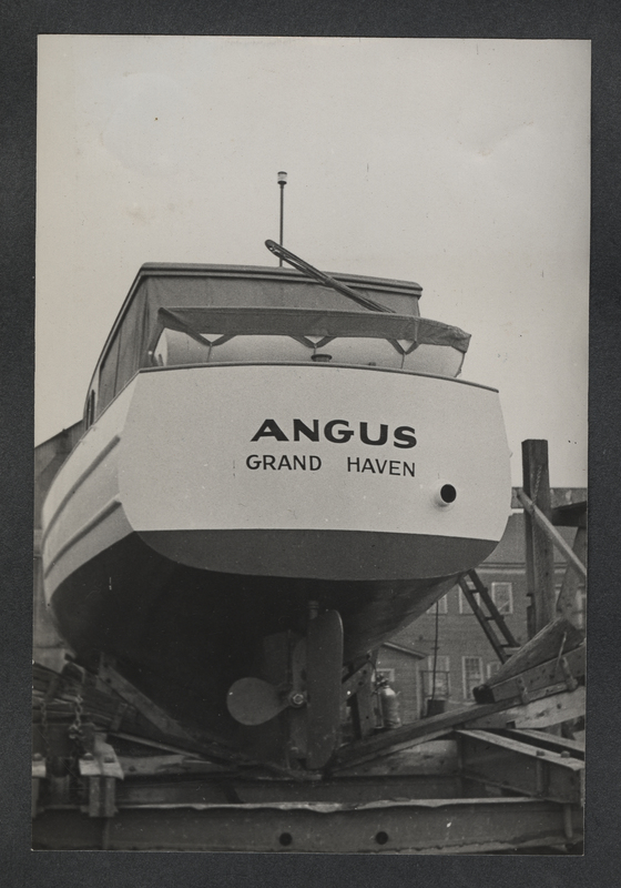 Go to Wisconsin. Launching of the Angus item page