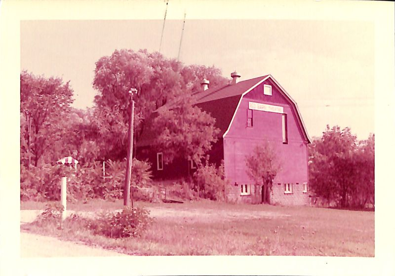 Go to Red Barn Theatre Red-Toned item page