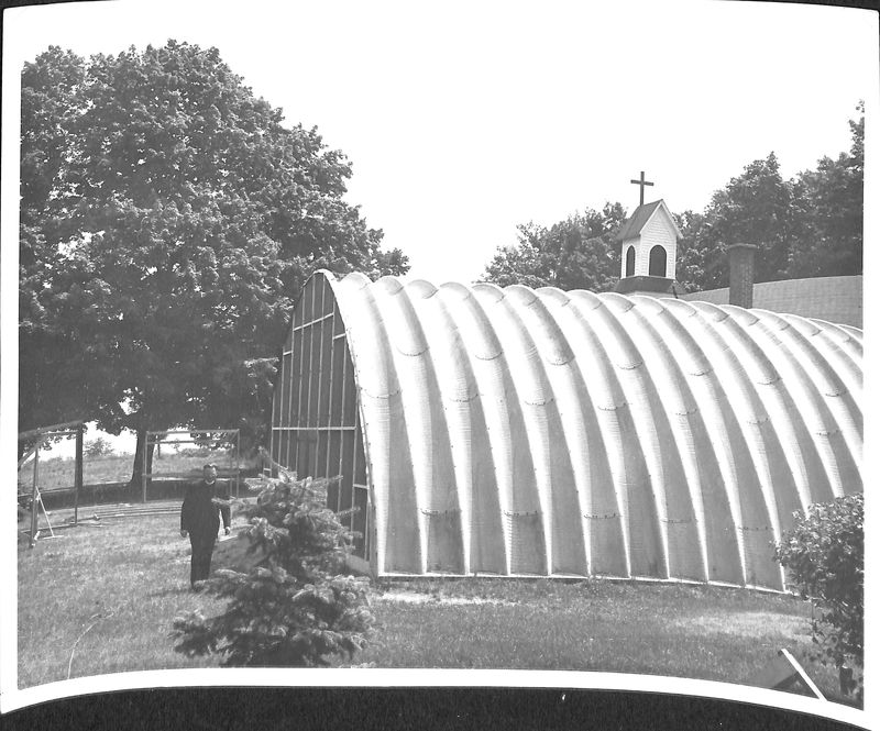 Go to Greenhouse Outside a Church item page