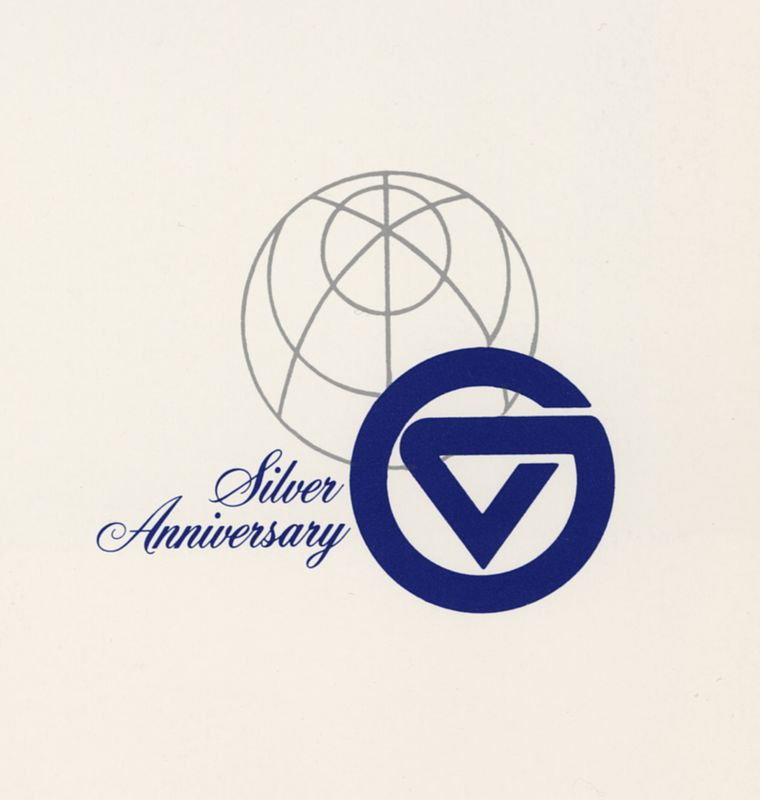 Go to 25th Anniversary logo item page