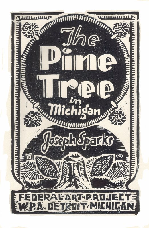 Go to Pine Tree in Michigan title page item page