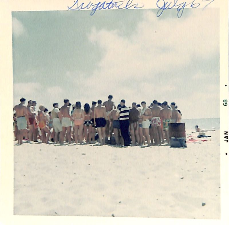 Go to Gathered Crowd on the Beach item page