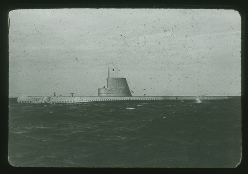 Go to Guppy III US SS (submarine) item page