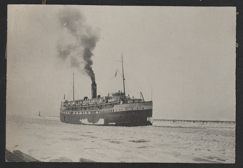 Go to Michigan. Carferry at Grand Haven item page