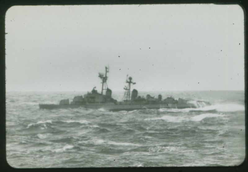 Go to US DDR USS Chas. P. Cecil destroyer item page