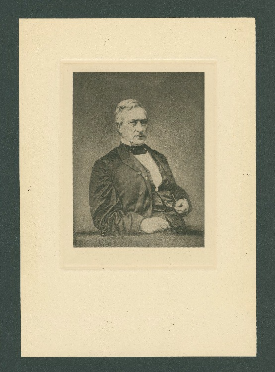 Go to Abraham Lincoln's first law partner John T. Stuart item page