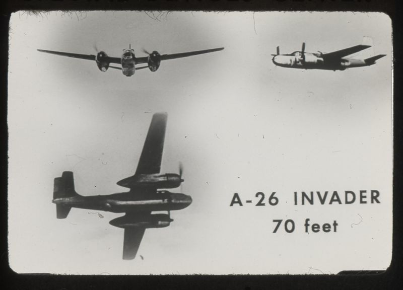 Go to A-26 Invader light attack bomber item page