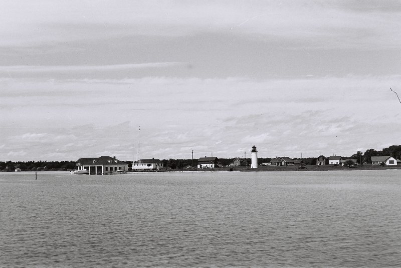 Michigan. Entrance to Beaver Island Harbor