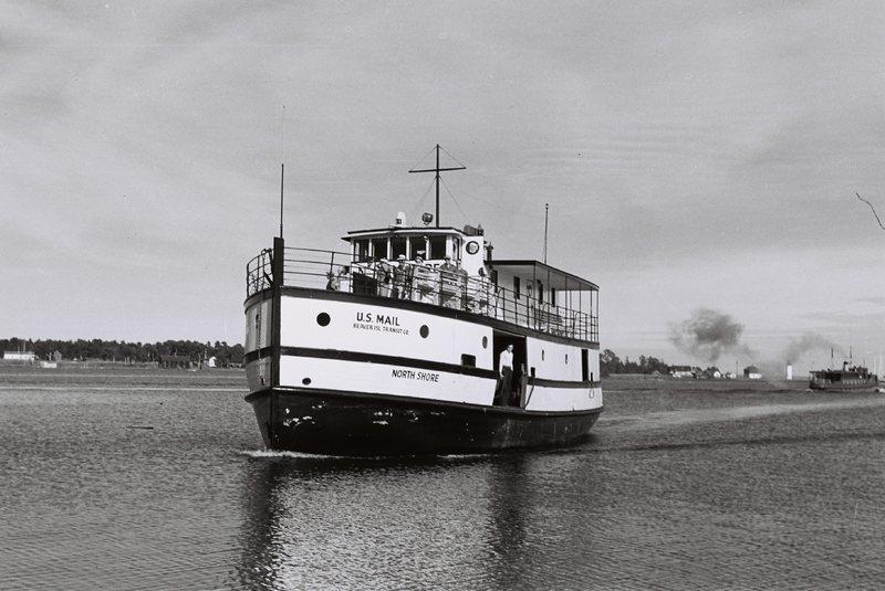 Go to Michigan. Beaver Island ferry item page