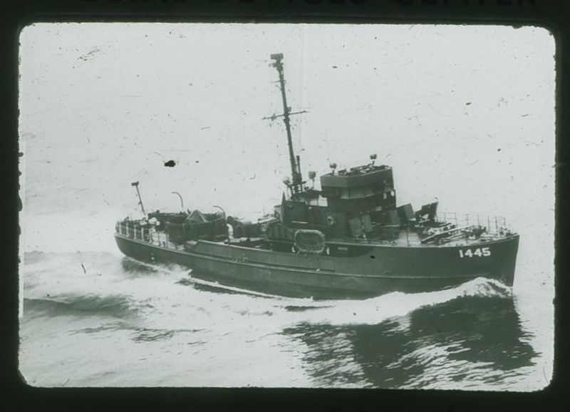 Go to Subchaser US PCS (patrol vessel, submarine chaser) item page