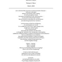Go to Advent 2004 Prayer item page