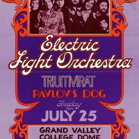 Go to Electric Light Orchestra, Triumvirat, Pavlov's Dog, July 25, 1975 item page