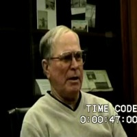 Go to Spring, Norman A. (Interview outline, video, and papers), 2008 item page