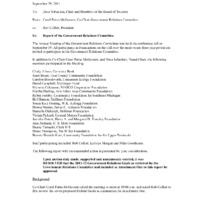 Go to Council of Michigan Foundations 2011-10-09 board book government relations committee report item page